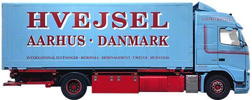 Hvejsel flyttefirma København og Hvidovre