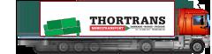 Thortrans truck logo