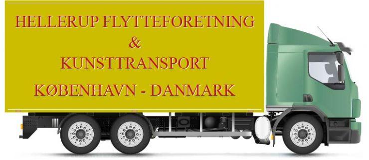 Kontakt Hellerup Flytteforretning